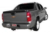 Corsa® - Touring Polished Stainless Steel Cat-Back Exhaust System - Single Side Exit, Installed