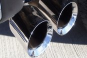 Corsa® - Exhaust Tip Close Up