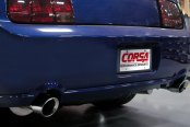 Corsa® - Stainless Steel Axle-Back Exhaust System