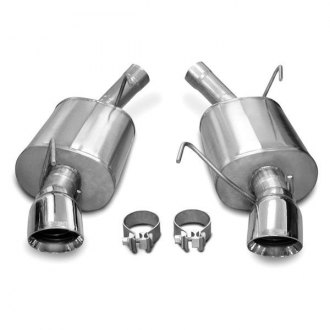 Corsa® - Sport™ Axle-Back Exhaust System with Dual Rear Exit