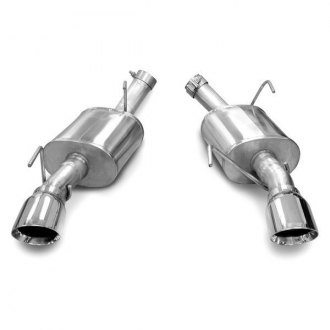 Corsa® - Xtreme™ Axle-Back Exhaust System with Dual Rear Exit