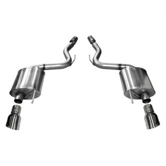 Corsa® - Touring Series Stainless Steel Exhaust System