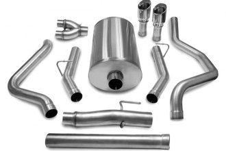 Corsa® - Sport Stainless Steel Cat-Back Exhaust System - Dual Rear Exit