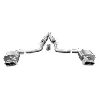Corsa® - Xtreme Series Stainless Steel Ehaust System