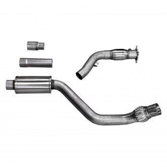 Corsa® - Resonated Stainless Steel Downpipe