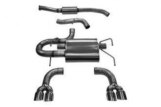 Corsa® - Sport Cat-Back Exhaust System