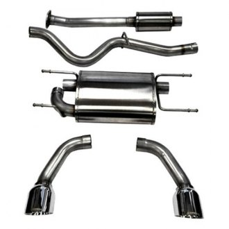 Corsa® - Sport 304 SS Cat-Back Exhaust System