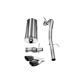 Corsa® - Touring Cat-Back Exhaust System