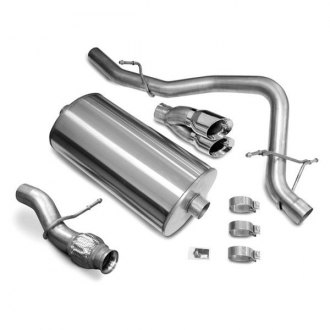 Corsa® - Sport™ Cat-Back Exhaust System with Single Rear Exit