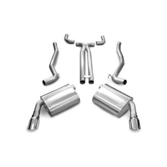Corsa® - Sport™ Cat-Back Exhaust System with Dual Rear Exit