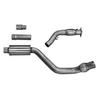 Corsa® - Stainless Steel Resonated Downpipe