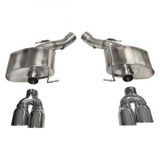 Corsa® - Sport™ 304 SS Axle-Back Exhaust System with Quad Rear Exit