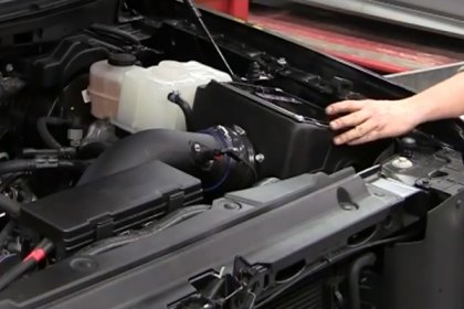 44388 - Corsa® Air Intake System Video (HD)