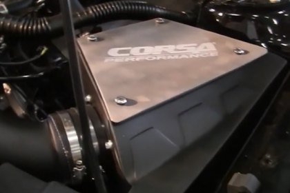 49750 - Corsa® Air Intake System Video (HD)
