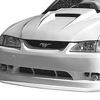 Couture® - Cobra R Style Front Bumper Cover (Unpainted)