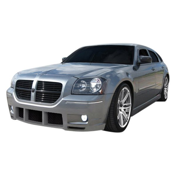 Chrysler 300 2006 Ground Effects Package: Dodge Magnum 2005-2007 Luxe Style Body Kit
