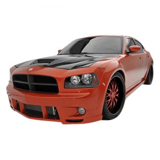 Couture® - Luxe Style Wide Body Front Bumper Cover