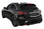 Couture® - MZ-S Style Rear Lip Spoiler