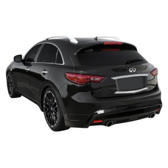 Couture® - MZ-S Style Rear Lip Under Spoiler Air Dam