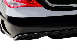 Duraflex® - Black Series Style Exhaust Trim Covers