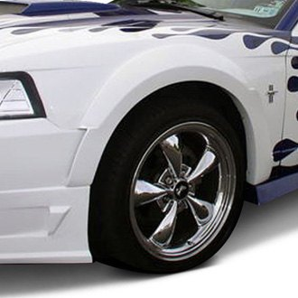 Couture® - Demon Front Fender Flares