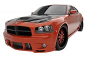Couture® - Luxe Style Wide Body Front Fender Flares (Unpainted)