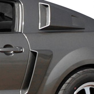 Couture® - CVX Style Window Scoops (Unpainted)