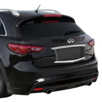 Couture® - MZ-S Style Rear Bumper Lip Under Air Dam Spoiler (Unpainted)