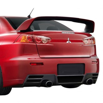 Couture® - C-Speed Style Rear Bumper Cover (Unpainted)