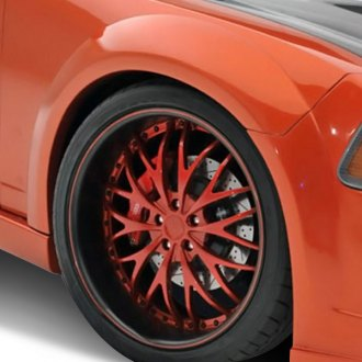 Couture Urethane® - Demon Style Front Fender Flares (Unpainted)