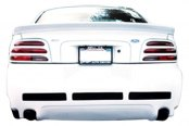 Couture® - Colt 2 Style Rear Bumper Cover (Unpainted)