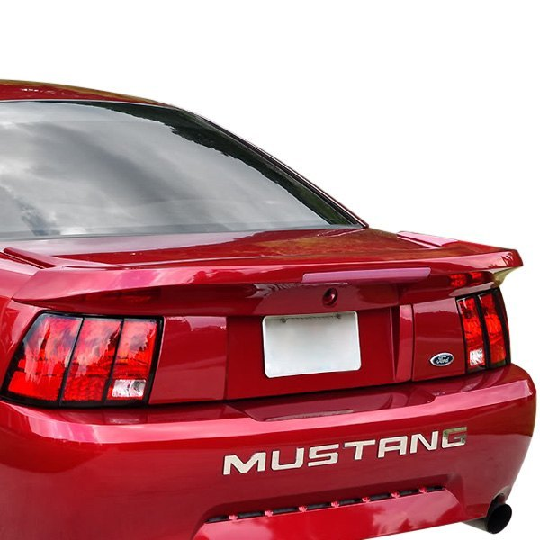 Image may not reflect your exact vehicle! Couture® - Colt Style Lip Spoiler (Unpainted)