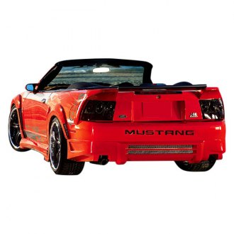 Couture® - Demon Style Rear Bumper Cover (Unpainted)
