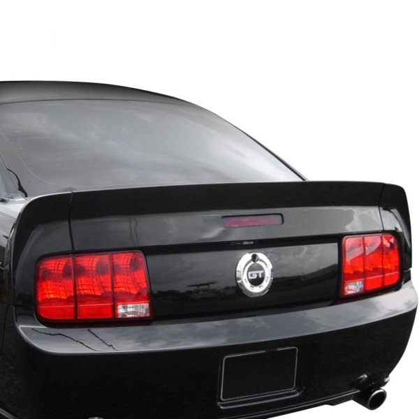 Image may not reflect your exact vehicle! Couture® - CVX Style Rear Trunk Lip Spoiler