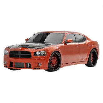Couture® - Luxe Style Wide Body Side Skirts (Unpainted)