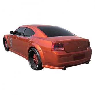 Couture® - Luxe Style Wide Body Rear Bumper Cover (Unpainted)