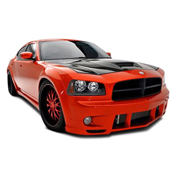 Image may not reflect your exact vehicle! Couture® - Luxe Style Wide Body Kit (Unpainted)