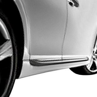 Couture® - J-Spec Style Side Skirts (Unpainted)
