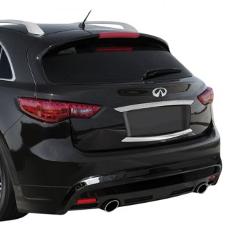 Couture® - MZ-S Style Rear Lip Under Spoiler Air Dam (Unpainted)