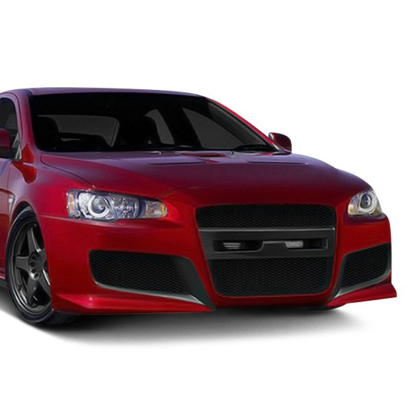 Image may not reflect your exact vehicle! Couture® - C-Speed Style Front Bumper Cover (Unpainted)