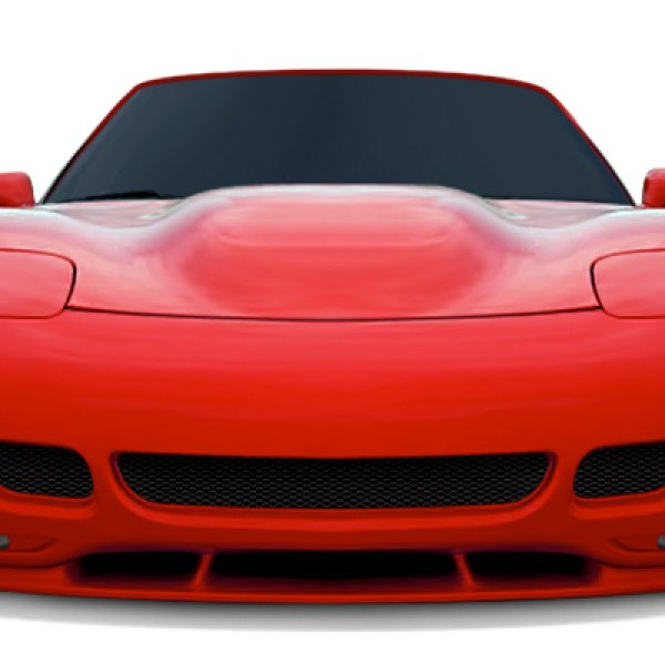 Couture® - TS Edition Front Bumper on Chevy Corvette