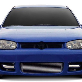 Couture® - R32 Front Bumper on Volkswagen Golf