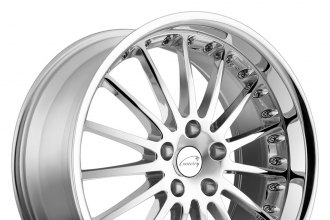 "COVENTRY® - WHITLEY Chrome (18"" x 9.5"", +20 Offset, 5x120.65 Bolt Pattern, 100mm Hub)"