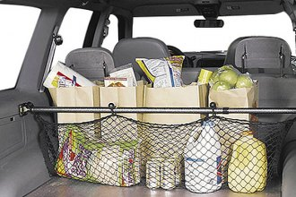 Covercraft® 80452-00 - Truck Stop™ Adjustable Cargo Bar with Storage Net