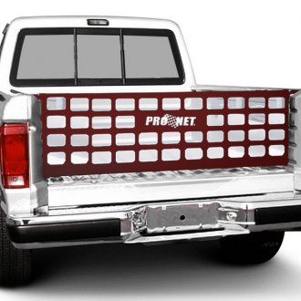 Image may not reflect your exact vehicle! Covercraft® - Original Performance Red Tailgate Net