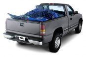 Image may not reflect your exact vehicle! Covercraft® - Spidy Gear™ Blue Bed Webb
