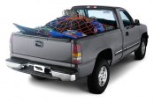 Image may not reflect your exact vehicle! Covercraft® - Spidy Gear™ Red Bed Webb