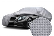 Image may not reflect your exact vehicle! Covercraft® - Block-It™ 200 Custom Gray Car Cover