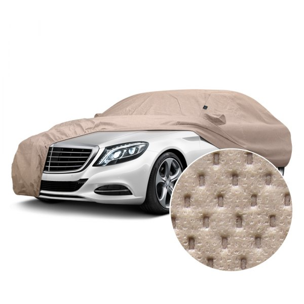 Covercraft®   Block It™ 380 Taupe Custom Car Cover
