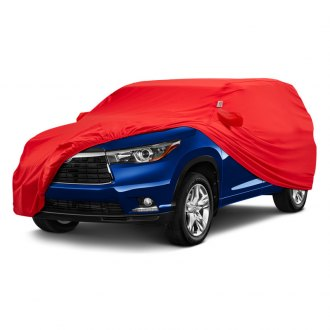 Covercraft® - Form-Fit™ Custom Bright Red Car Cover
